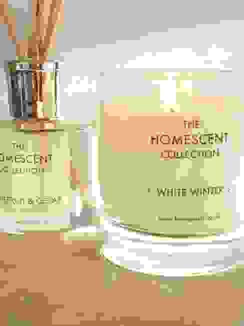Home Scent Fragranced Candles homify Klasik