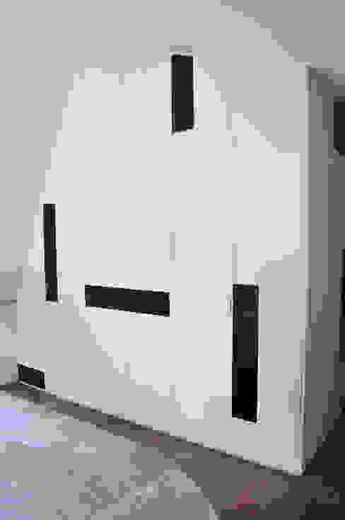 Casas modernas por Bcubo Architetti Moderno