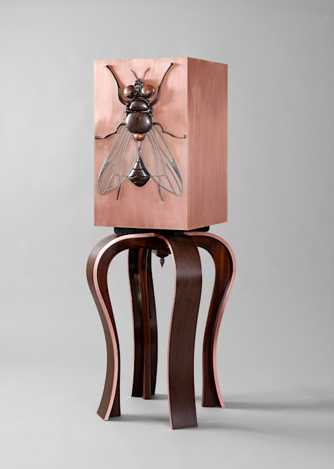 Beelzebub Cabinet by Andrea Felice от Andrea Felice - Bespoke Furniture Эклектичный