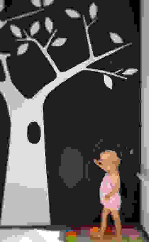 Slaapkamer door Loop Landscape & Architecture Design, Scandinavisch