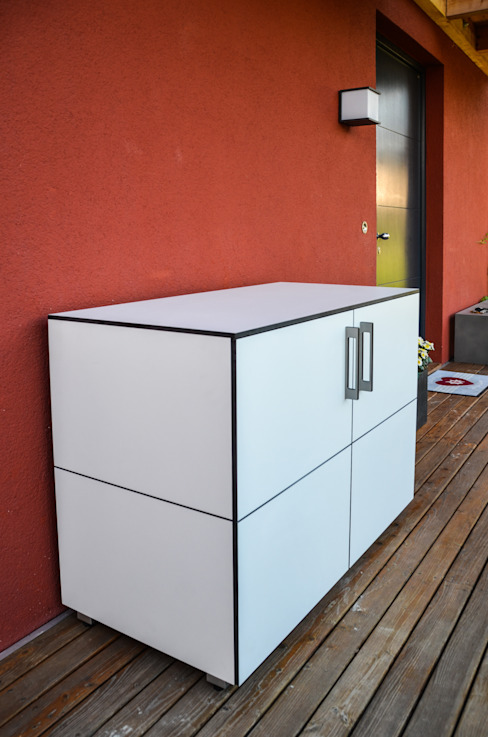 di design@garten - Alfred Hart - Design Gartenhaus und Balkonschraenke aus Augsburg