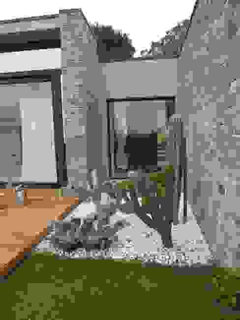 VILLA A SAINT TROPEZ GIARDINI VALLE DEI FIORI Giardino moderno