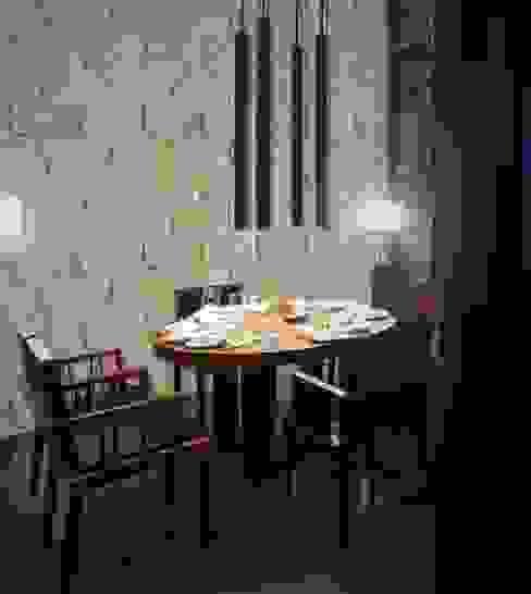 Piedra Cantabria Paredes y pisos de estilo moderno de homify Moderno Aglomerado