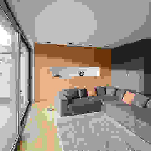 Wohnraum von Dewey Muller Partnerschaft mbB Architekten Stadtplaner