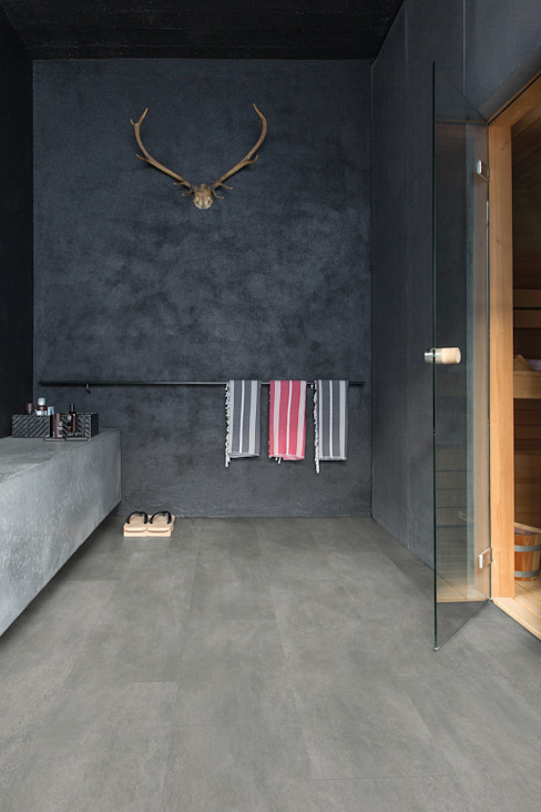 Grey Travertine Quick-Step Walls & flooringWall & floor coverings