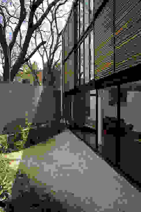 根據 Gaeta Springall Arquitectos 現代風