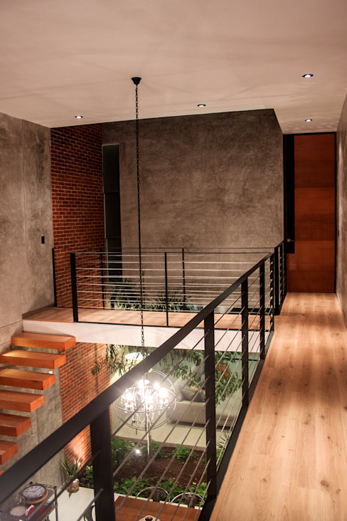 LOFT PX:  de estilo  por Desnivel Arquitectos, Moderno