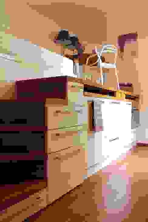 Arch. Silvana Citterio ห้องครัว