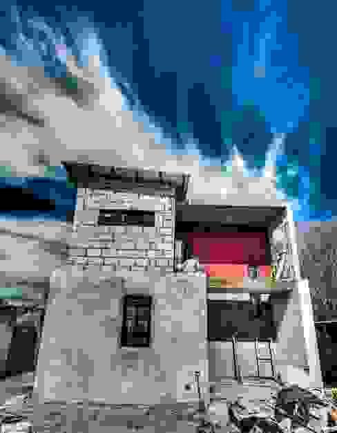 Vera: Casas de estilo  por Proa consultorio de arquitectura,Moderno