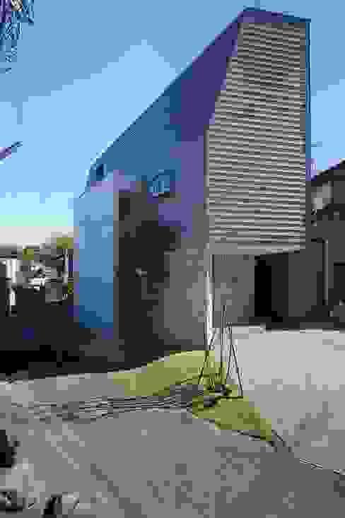 모던스타일 주택 by スタジオグラッペリ 1級建築士事務所 / studio grappelli architecture office 모던