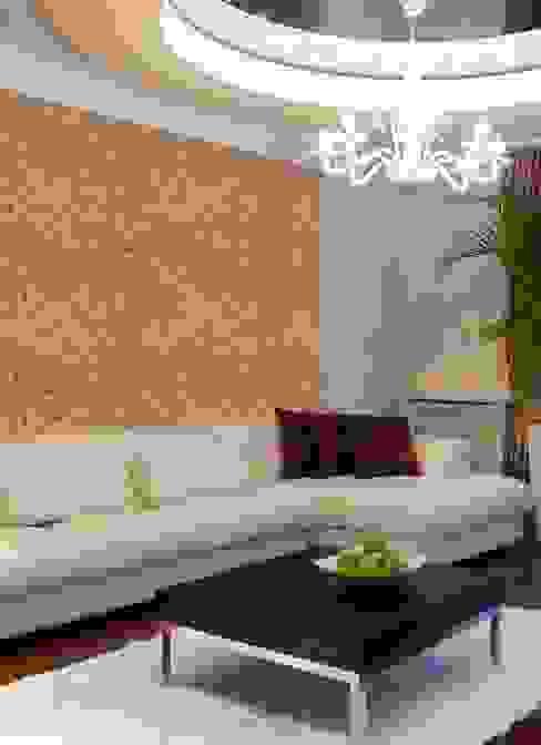 Paredes e pisos modernos por homify Moderno Chipboard