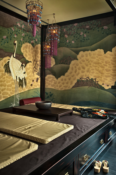 asian  by Fzi - Interiors , Asian