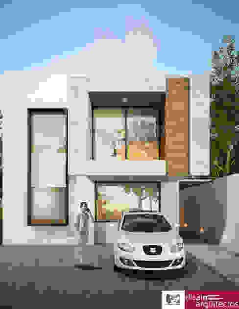 Casa Buka Novaterra Casas de estilo mediterráneo de homify Mediterráneo