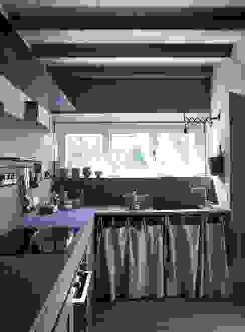 Cocinas de estilo  por Architetto Silvia Giacobazzi, Rústico