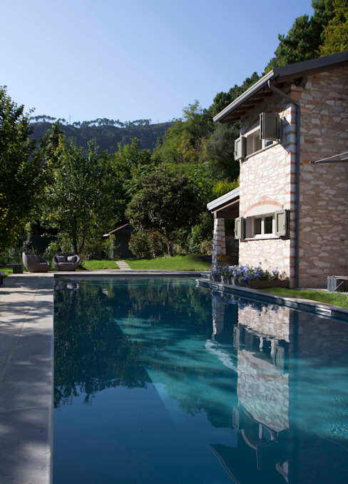 Architetto Silvia Giacobazzi Pool
