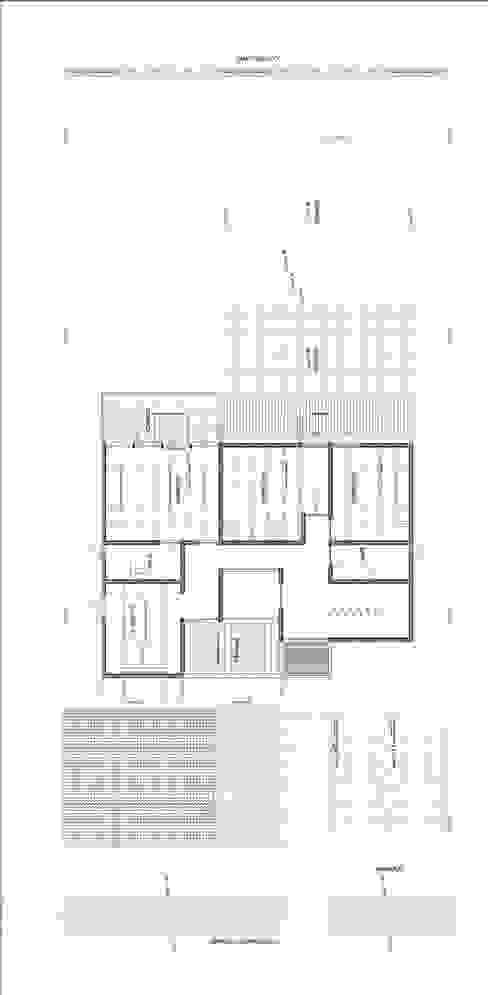 CASA CUERNAVACA:  de estilo colonial por gOO Arquitectos, Colonial