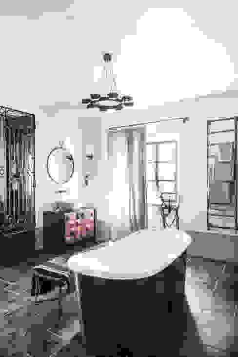 Ванные комнаты в . Автор – dmesure,
