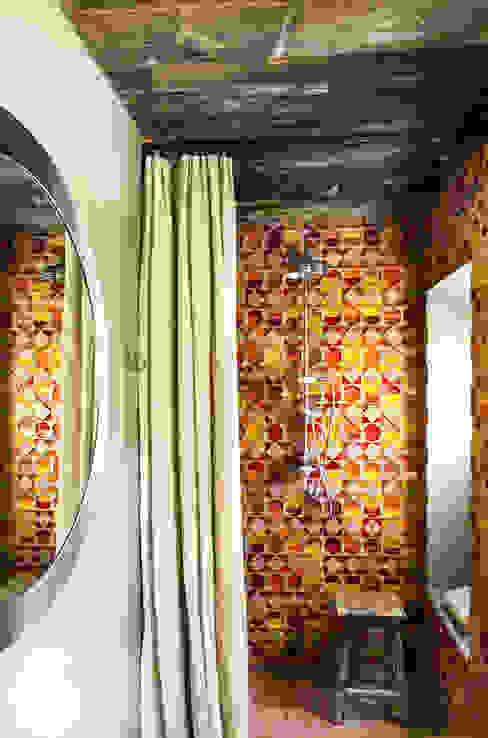 Projekty,  Łazienka zaprojektowane przez dmesure, Śródziemnomorski