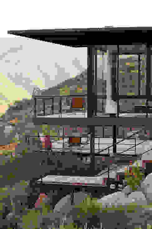 Hotel Encuentro Guadalupe: Hoteles de estilo  por Gracia Studio, Moderno