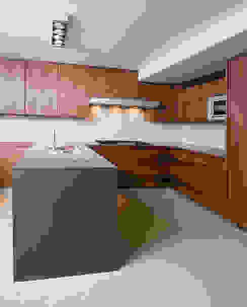 Projekty,  Kuchnia zaprojektowane przez tredup Design.Interiors, Nowoczesny