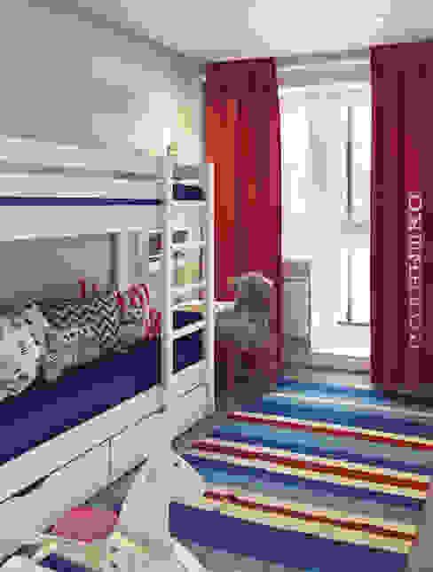 Quartos de criança  por Massimos / cтудия дизайна интерьера,