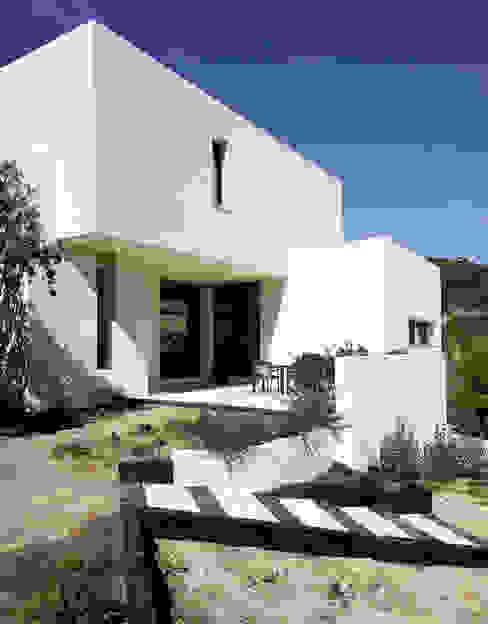 Arquitectura moderna en Madrid Casas de estilo moderno de Otto Medem Arquitecto vanguardista en Madrid Moderno