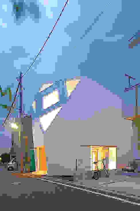 에클레틱 주택 by アトリエ・天工人 에클레틱 (Eclectic)