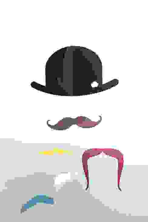 Mr. Moustache Mobile: modern  von jäll & tofta,Modern
