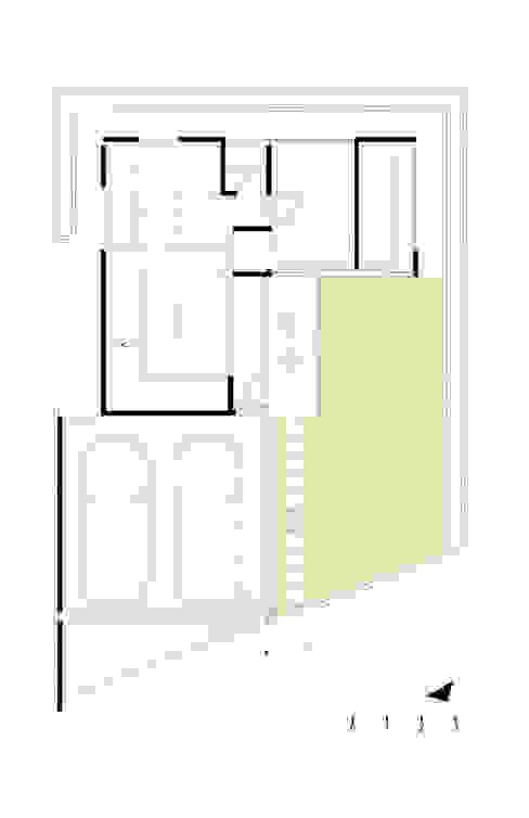 Casa Brisas:  de estilo industrial por Garza Camisay arquitectos, Industrial