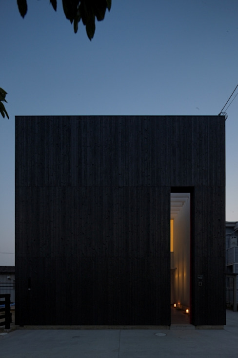 Casas de estilo moderno de eu建築設計 Moderno