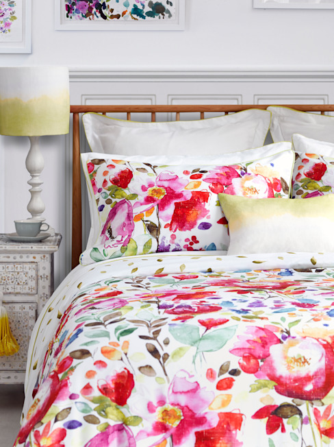 Bedding van bluebellgray