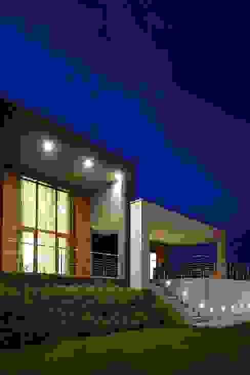 Jardines de estilo  por M A+D Menzo Architettura+Design