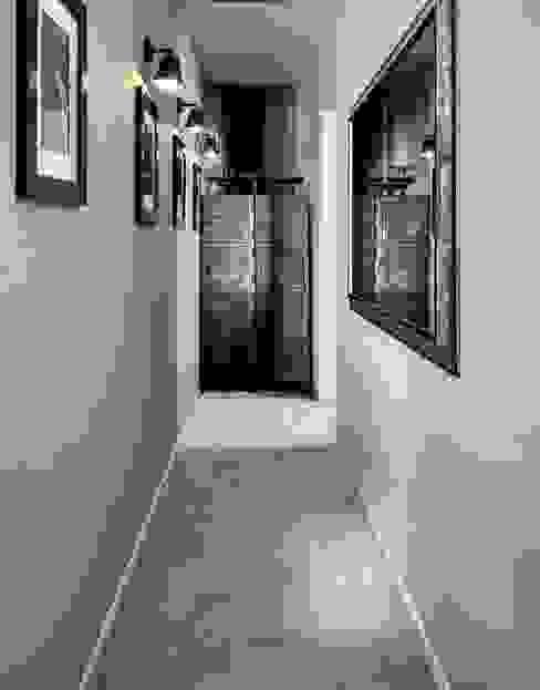 Altıgen Seramik Eklektik Koridor, Hol & Merdivenler Plaza Yapı Malzemeleri Eklektik