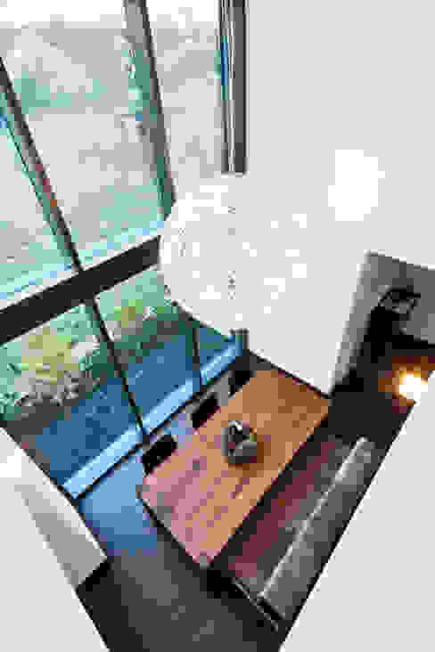 Single Family House in Heppenheim, Germany Phòng ăn phong cách hiện đại bởi Helwig Haus und Raum Planungs GmbH Hiện đại