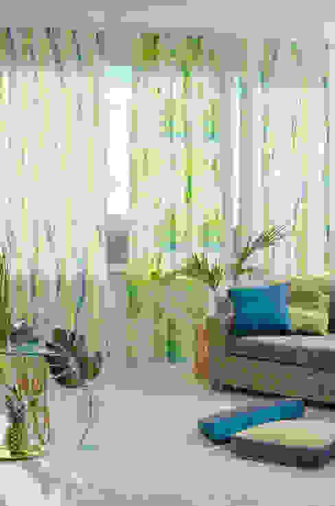 Dominica: modern  von Indes Fuggerhaus Textil GmbH,Modern