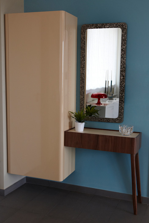 Moderner Flur, Diele & Treppenhaus von marco olivo Modern