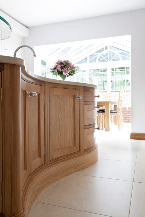 Twisted Kitchen by Designer Kitchen by Morgan Classic