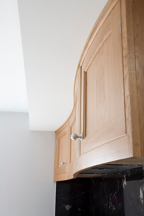 Twisted Classical Kitchen by Designer Kitchen by Morgan Classic