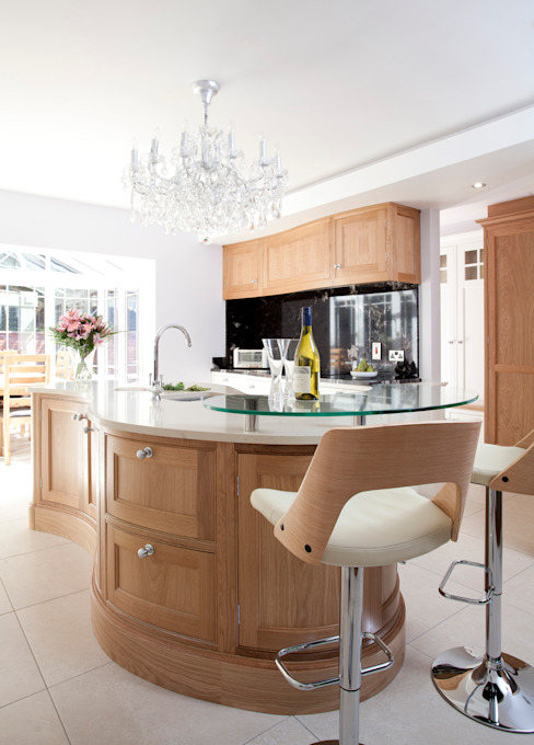 Cocinas de estilo  por Designer Kitchen by Morgan