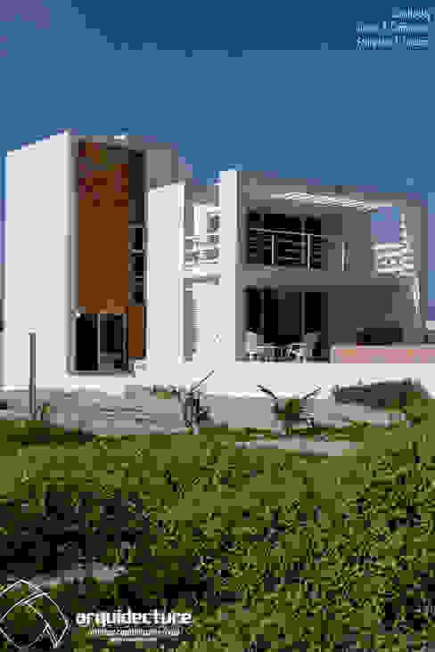 CASA HA-UAY Grupo Arquidecture Habitaciones
