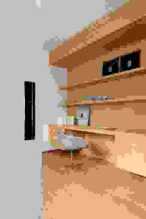 studio Studio moderno di ANG42 Moderno