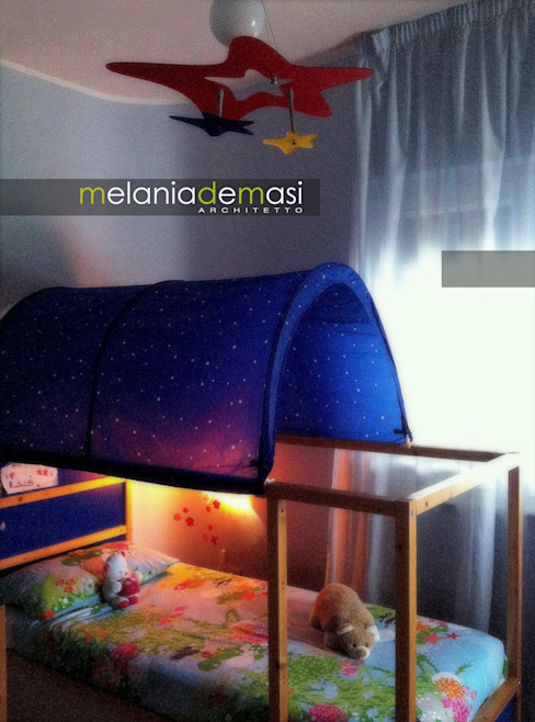 Nursery/kid's room by melania de masi architetto