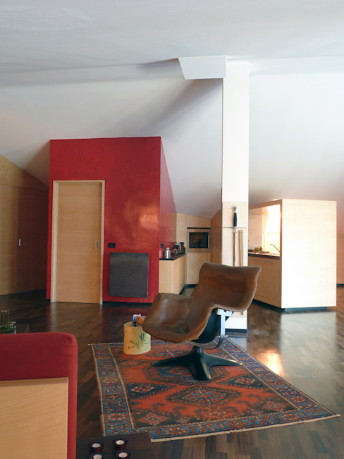 Espacios de Michele Valtorta Architettura