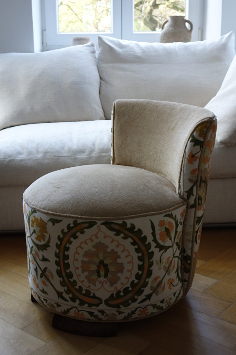 upholstery work armchair Strigo GmbH Living roomSofas & armchairs