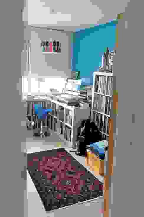 Appartement contemporain - 75010 Chambre moderne par Espaces à Rêver Moderne