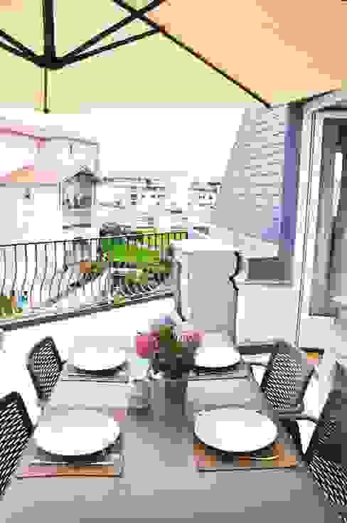 Klassieke balkons, veranda's en terrassen van Espaces à Rêver Klassiek