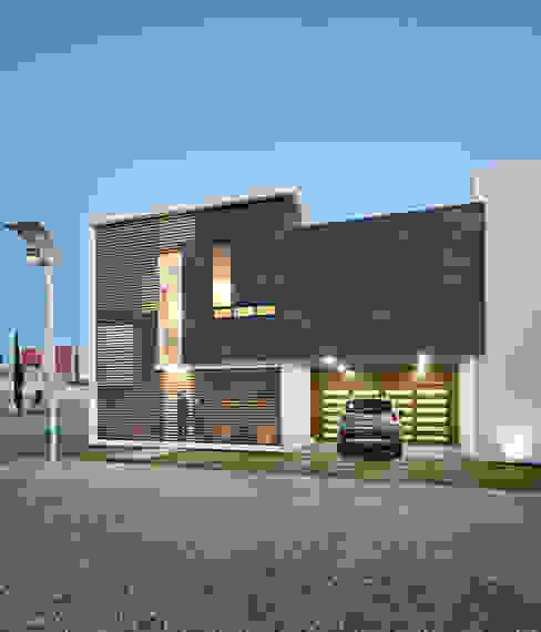 NonWarp Casas de estilo moderno