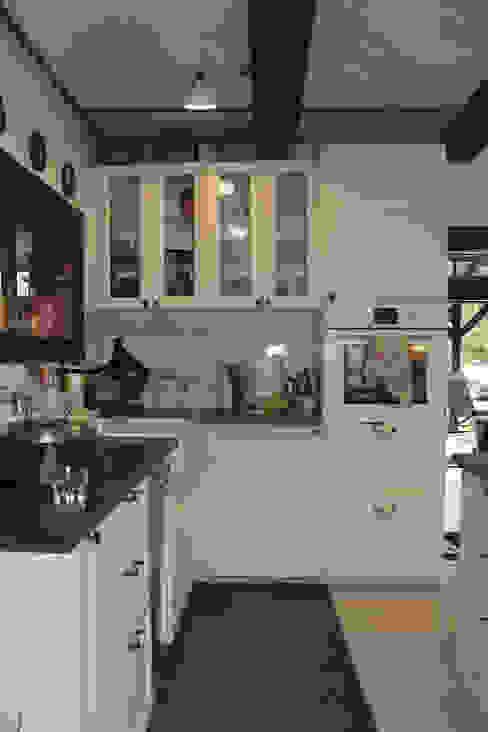 Kuchnia: styl , w kategorii Kuchnia zaprojektowany przez dziurdziaprojekt,Rustykalny