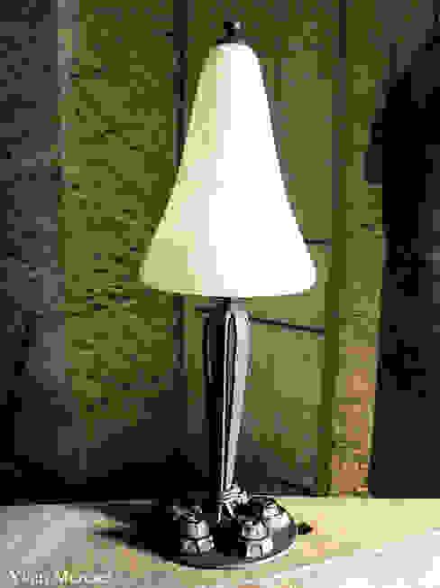Lampes diverses par Yvan Mercier Ferronnier