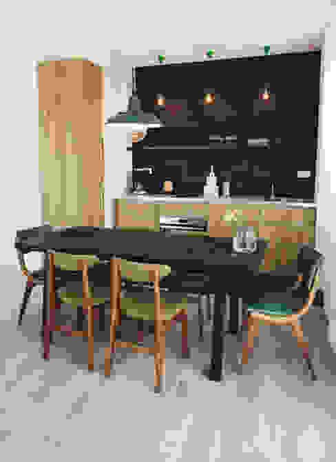 Dining room by dziurdziaprojekt,